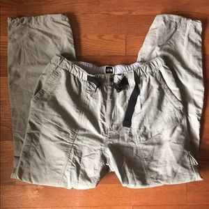 Men's The North Face Cargo Outdoor Hiking Pants